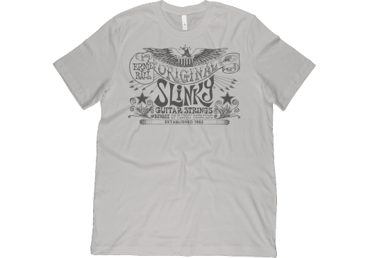 Merchandising - TEXTILE - TEE-SHIRT - ERNIE BALL - YERN 4847 - Royez Musik