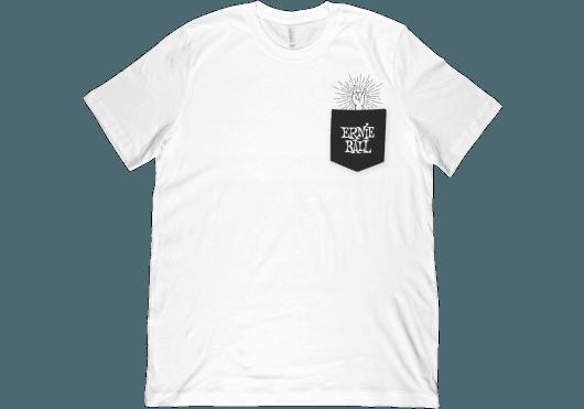 Merchandising - TEXTILE - TEE-SHIRT - ERNIE BALL - YERN 4865 - Royez Musik