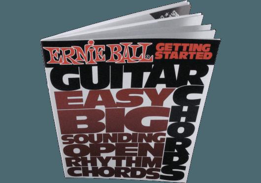Librairie - LIBRAIRIE MUSICALE - ERNIE BALL - YERN 7010 - Royez Musik
