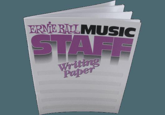 Librairie - LIBRAIRIE MUSICALE - ERNIE BALL - YERN 7019 - Royez Musik