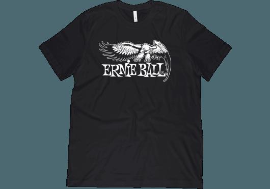 Merchandising - TEXTILE - TEE-SHIRT - ERNIE BALL - YERN TS01-F-BK-L - Royez Musik