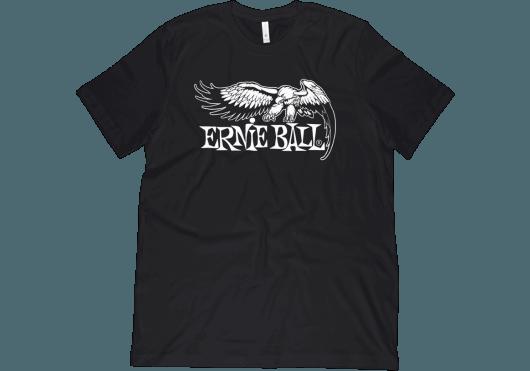 Merchandising - TEXTILE - TEE-SHIRT - ERNIE BALL - YERN TS01-H-BK-L - Royez Musik