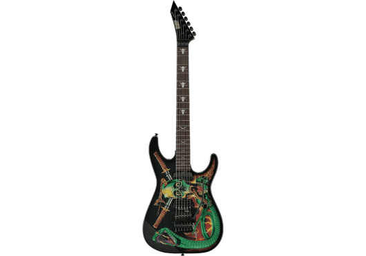 Guitares & Co - GUITARES ELECTRIQUES - GUITARES SOLID BODY - ESP - GEV GLSS - Royez Musik