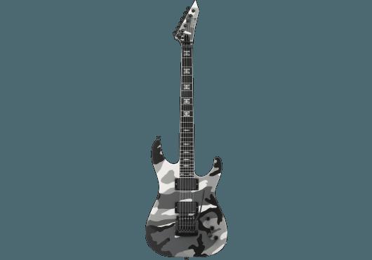 Guitares & Co - GUITARES ELECTRIQUES - GUITARES SOLID BODY - ESP - GEV JEFFHURBANCAMO - Royez Musik
