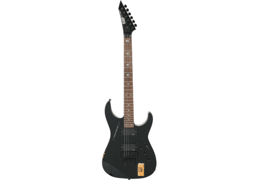 Guitares & Co - GUITARES ELECTRIQUES - GUITARES SOLID BODY - ESP - GEV KH2V-BK - Royez Musik
