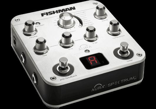 Amplis effets - PREAMPLIS - Fishman - MFI PRO-AUR-SPC - Royez Musik