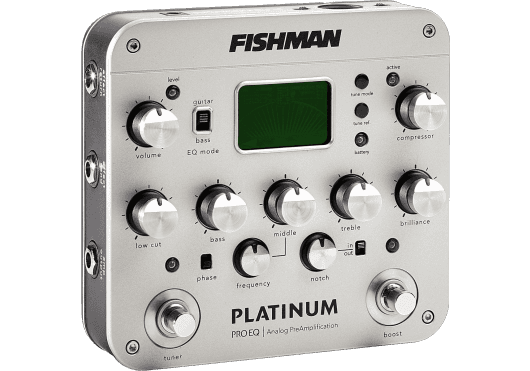 Amplis effets - PREAMPLIS - Fishman - MFI PRO-PLT-201 - Royez Musik