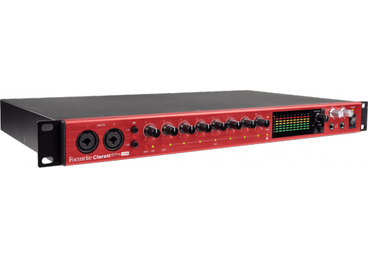 Audio - INTERFACES - INTERFACES AUDIO - Focusrite - RFO CLARETT-8PRE-C - Royez Musik