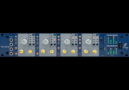 Audio - EFFETS ET TRAITEMENT - Focusrite - RFR ISA-428-MK2 - Royez Musik