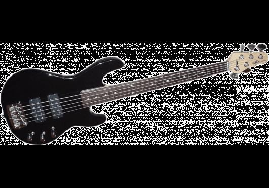 Guitares & Co - GUITARES BASSES - BASSES ELECTRIQUES - G&L - GGL L2500-P-BK - Royez Musik