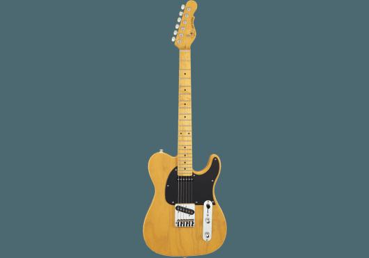 Guitares & Co - GUITARES ELECTRIQUES - GUITARES SOLID BODY - G&L - GGL TASC-BBL-M - Royez Musik