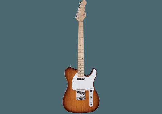 Guitares & Co - GUITARES ELECTRIQUES - GUITARES SOLID BODY - G&L - GGL TASC-TSB-M - Royez Musik