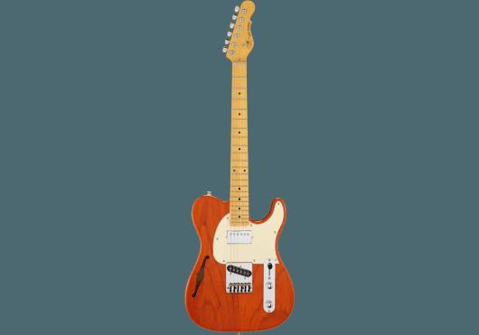 Guitares & Co - GUITARES ELECTRIQUES - GUITARES SEMI-HOLLOW BODY - G&L - GGL TASCBSH-CLO-M - Royez Musik