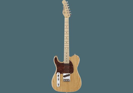 Guitares & Co - GUITARES ELECTRIQUES - GUITARES SOLID BODY - G&L - GGL TLASCL-NAT - Royez Musik