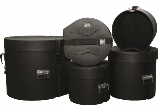 Batteries & Percussions - ETUIS & HOUSSES - ETUIS - Gator - HGA GPR-FUSION-SET - Royez Musik