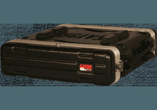 Audio - ETUIS ET HOUSSES - FLIGHT CASE RACK - Gator - HGF GR-2L - Royez Musik