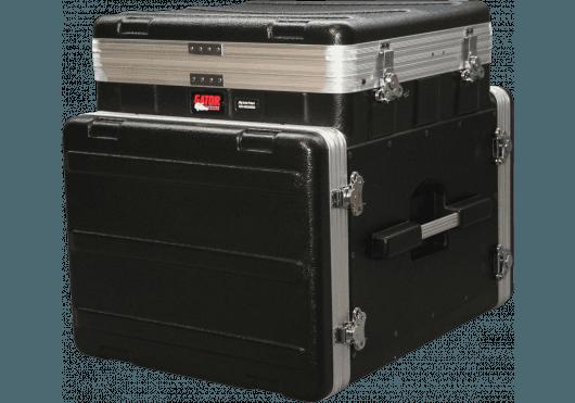 Audio - ETUIS ET HOUSSES - FLIGHT CASE RACK - Gator - HGF GRC-10X8-PU - Royez Musik