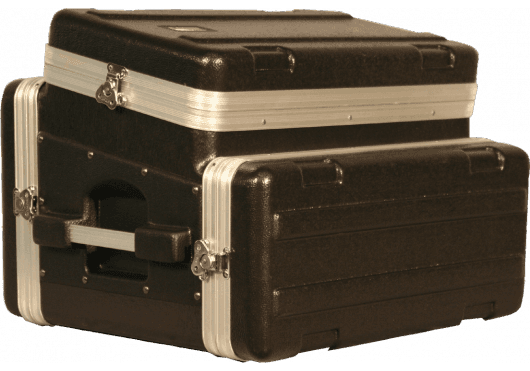 Audio - ETUIS ET HOUSSES - FLIGHT CASE RACK - Gator - HGF GRC-6X4 - Royez Musik