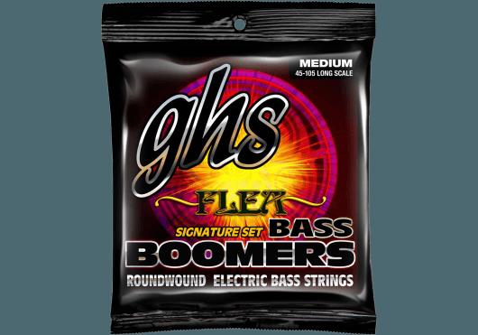 Cordes - CORDES GUITARES BASSES - 4 CORDES - GHS - CGH 3045M - Royez Musik