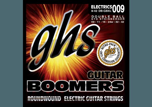 Cordes - CORDES GUITARES ELECTRIQUES - 6 CORDES - GHS - CGH DB-GBXL - Royez Musik