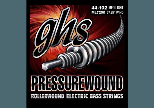 Cordes - CORDES GUITARES BASSES - 4 CORDES - GHS - CGH ML7200 - Royez Musik