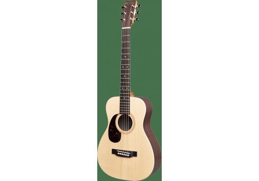 Guitares & co - GUITARES ACOUSTIQUES - 6 CORDES - GAUCHER - Martin - GMA LX1REL - Royez Musik