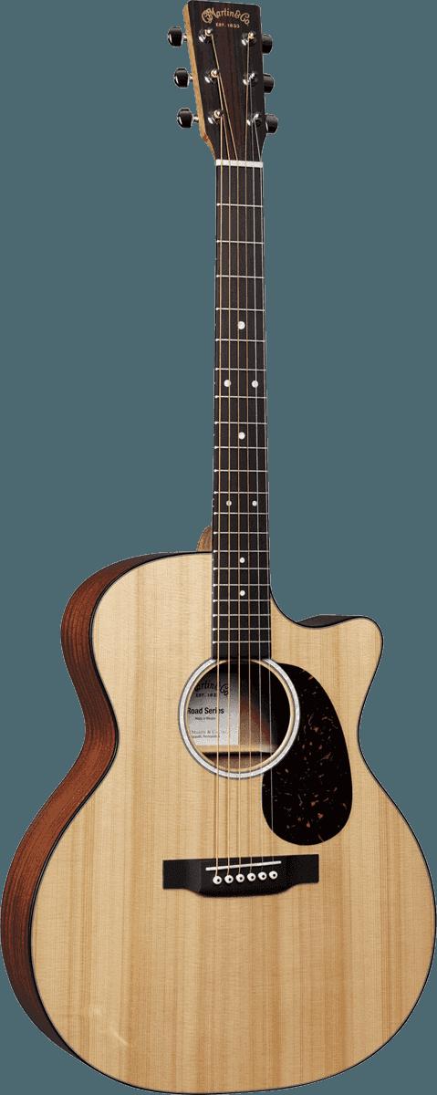 Guitares & co - GUITARES ACOUSTIQUES - 6 CORDES - Martin - GPC-11E - Royez Musik