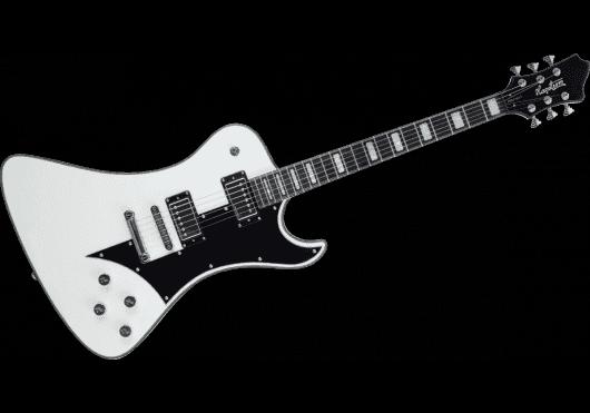 Guitares & Co - GUITARES ELECTRIQUES - GUITARES SOLID BODY - Hagstrom - GHE FANT-WHT - Royez Musik