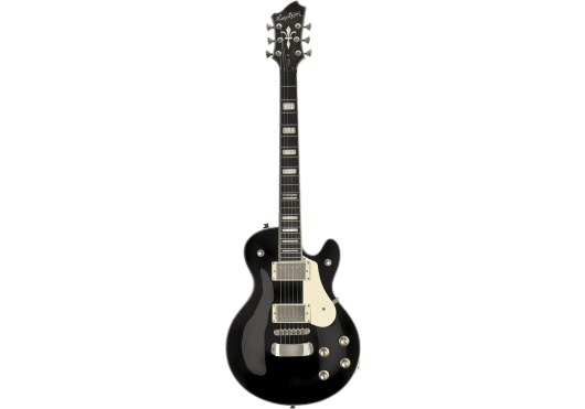 Guitares & Co - GUITARES ELECTRIQUES - GUITARES SOLID BODY - Hagstrom - GHE SWE-BLK - Royez Musik
