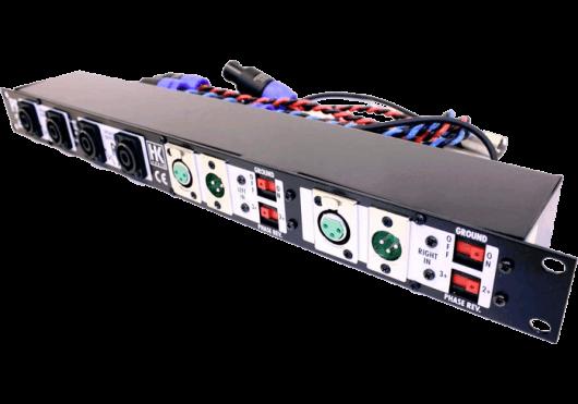 Audio - GESTION DE SYSTEMES - ACCESSOIRES RACKABLES - HK Audio - SHK PB-2 - Royez Musik