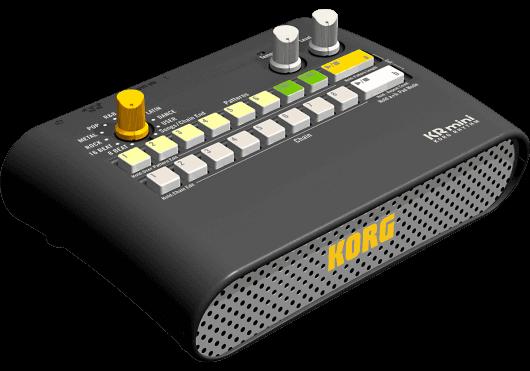 Audio - MACHINES - BOITE A RYTHMES - Korg - DKO KR-MINI - Royez Musik