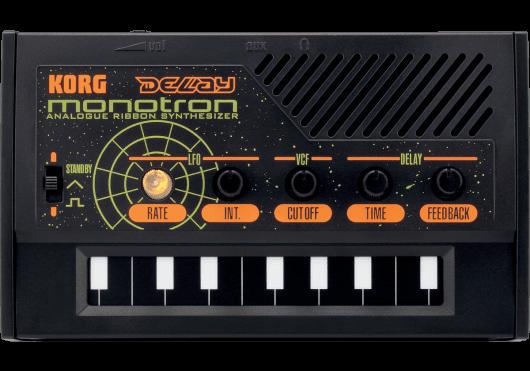 Audio - MACHINES - MODULES ANALOGIQUES & NUMÉRIQUES - Korg - DKO MONOTRON-DELAY - Royez Musik