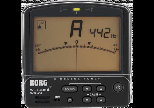 Accessoires - ACCORDEURS & METRONOMES - ACCORDEUR - Korg - EKO WR-01S - Royez Musik