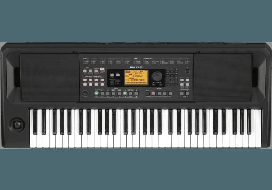 Claviers & Pianos - CLAVIERS - CLAVIERS ARRANGEURS - Korg - KOC EK-50 - Royez Musik
