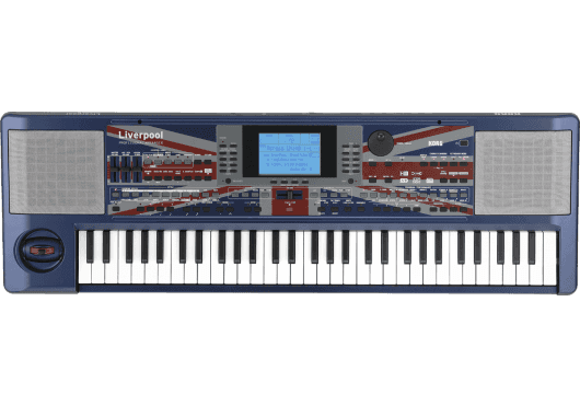 Claviers & Pianos - CLAVIERS - CLAVIERS ARRANGEURS - Korg - KOC LIVERPOOL - Royez Musik