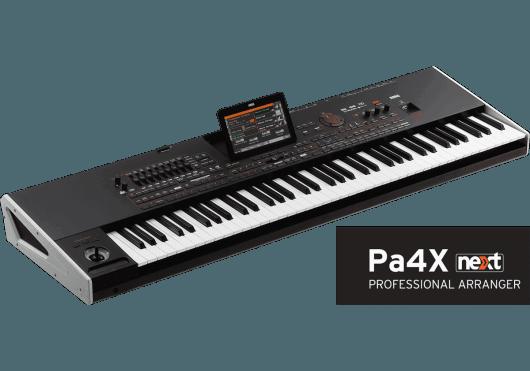 Claviers & Pianos - CLAVIERS ARRANGEURS - Korg - KOC PA4XOR-76 - Royez Musik