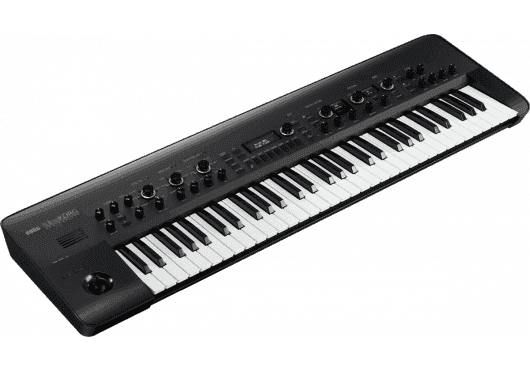 Claviers & Pianos - WORKSTATIONS - Korg - KOH KINGKORG-BK - Royez Musik