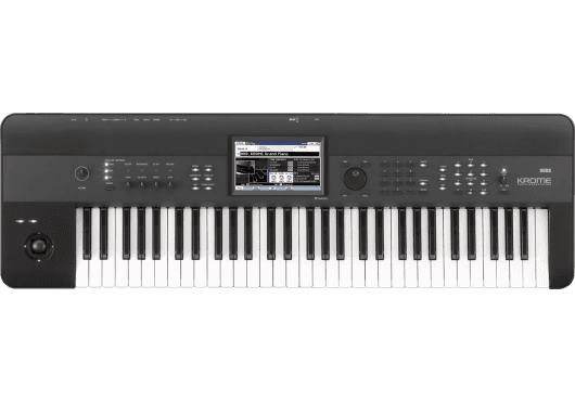 Claviers & Pianos - WORKSTATIONS - Korg - KOH KROME-61 - Royez Musik