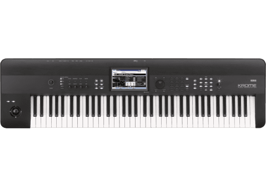 Claviers & Pianos - WORKSTATIONS - Korg - KOH KROME-73 - Royez Musik