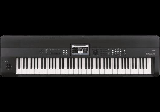 Claviers & Pianos - WORKSTATIONS - Korg - KOH KROME-88 - Royez Musik