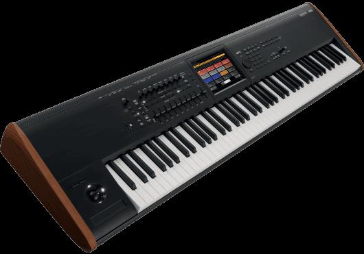Claviers & Pianos - WORKSTATIONS - Korg - KOH KRONOS2-88 - Royez Musik