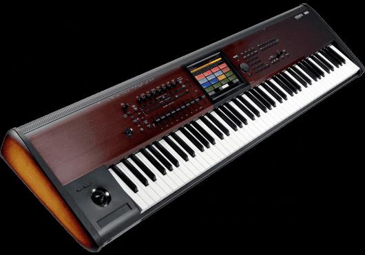 Claviers & Pianos - WORKSTATIONS - Korg - KOH KRONOS2-88LS - Royez Musik