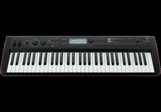 Claviers & Pianos - WORKSTATIONS - Korg - KOH KROSS-61 - Royez Musik