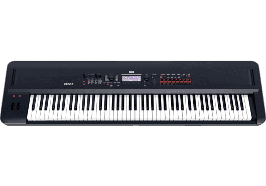 Claviers & Pianos - WORKSTATIONS - Korg - KOH KROSS2-88 - Royez Musik