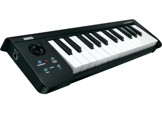 Claviers & Pianos - CLAVIERS - CLAVIERS MAITRES - Korg - MICROKEY-25  - Royez Musik