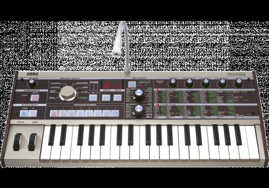 Claviers & Pianos - SYNTHÉTISEURS - Korg - KOH MICROKORG - Royez Musik