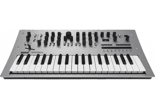 Claviers & Pianos - SYNTHÉTISEURS - Korg - KOH MINILOGUE - Royez Musik