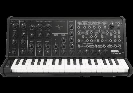 Claviers & Pianos - SYNTHÉTISEURS - Korg - KOH MS20-MINI - Royez Musik