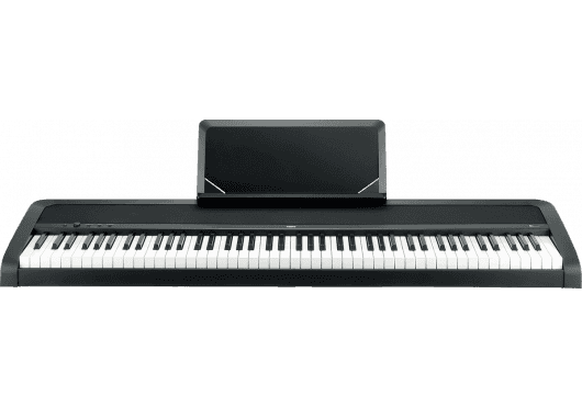 Claviers & Pianos - PIANOS NUMERIQUES - PORTABLE - Korg - KOP B2-BK - Royez Musik