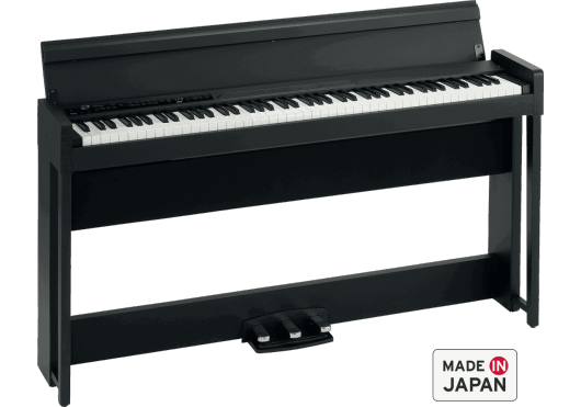 Claviers & Pianos - PIANOS NUMERIQUES - MEUBLE - Korg - KOP C1-AIR-BK - Royez Musik